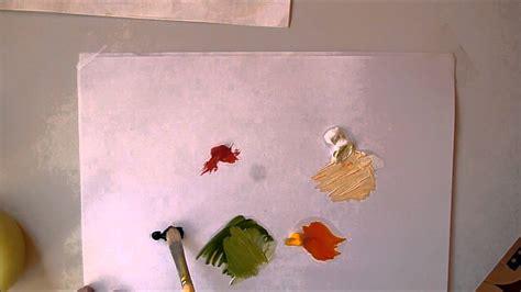 Commenter Obtenir La Couleur Taupe En Peinture Cours De Peinture Faire Toutes Les Couleurs Avec