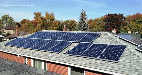 solar panels on houses solar energy eco alternative energy