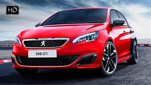 New Peugeot 308 Gti By Peugeot Sport  Launch Trailer