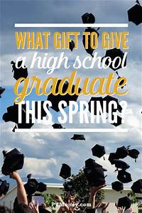 High School Graduation Gift Ideas Books For Grads PT Money