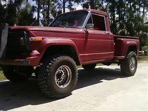 Loxconfederate 1983 Jeep J10 Honcho Specs  Photos