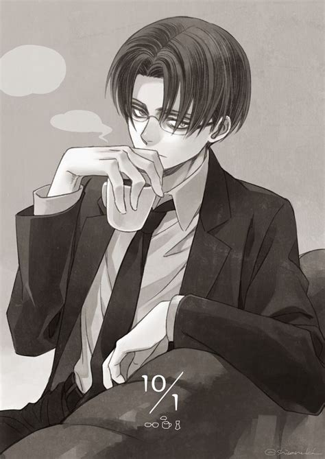 cold coffee levi  reader au  greystream  deviantart
