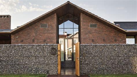 house  borders architectural studio chado archdaily
