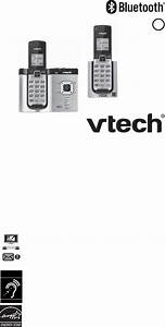 Vtech Ds6621 Ip Phone Abridged User Manual Pdf View  Download