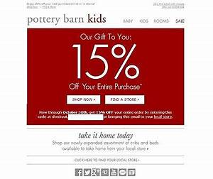 pottery barn kids coupon code specialist of coupons With 20 pottery barn coupons