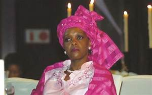 First Lady slams sanctions, hails Cde Chinx | The Herald