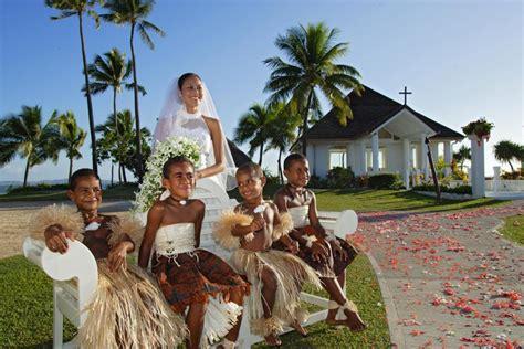 fiji weddings fiji wedding venues