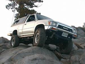 Toyota Truck of the Month - July 1999 Feature Jack Geiger ...