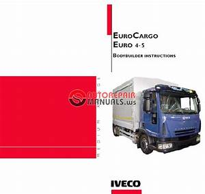 Iveco Eurocargo Euro 4-5 Bodybuilder Instructions