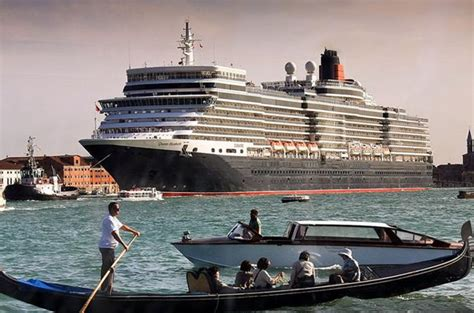 Venice airport to cruise ship terminal