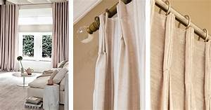 Rufflette, Curtain suspension, window decoration, interior