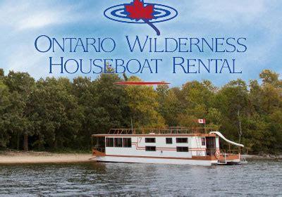 House Boat Rental Ontario by Ontario Wilderness Houseboat Rentals Lake Of Woods Ontario