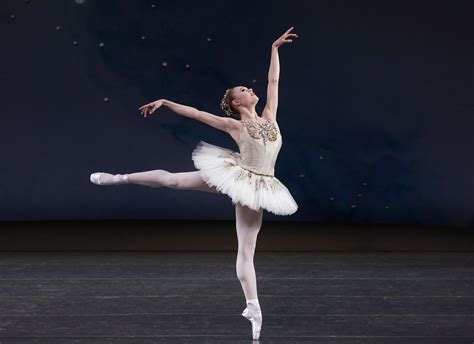 Jewels At New York City Ballet  Dancing Perfectly Free