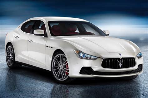 2016 Maserati Ghibli Pricing & Features