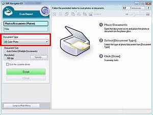 canon knowledge base scanning multiple items With multiple documents scanner