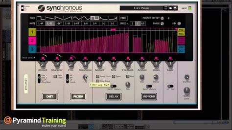 reason rack extensions reason intro to synchronous rack extension pyramind