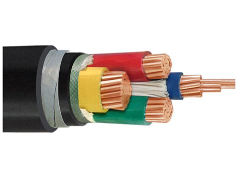 Steel Tape Armoured Electrical Cable Core