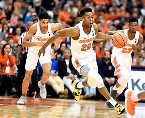 This Syracuse basketball team is one of the slowest in ...