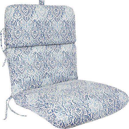 deluxe chair cushion multiple patterns walmartcom