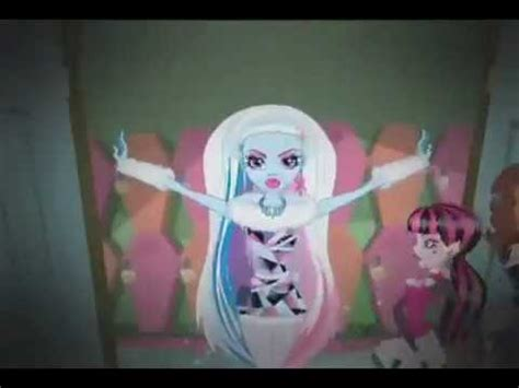 Monster High Fright On  Official Trailer Youtube