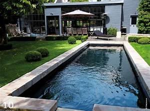10 piscines de reve avec traits d39co blog habitat With deco mur exterieur maison 6 g2h habitat