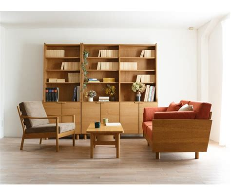 coffee table with shelf vintage and scandi inspired furniture by a japanese brand