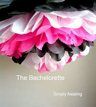 The Bachelorette Tissue Paper Pom Pom - …