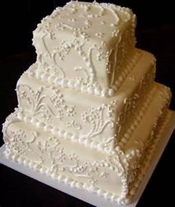 Best 25+ Ivory square wedding cakes ideas on Pinterest ...