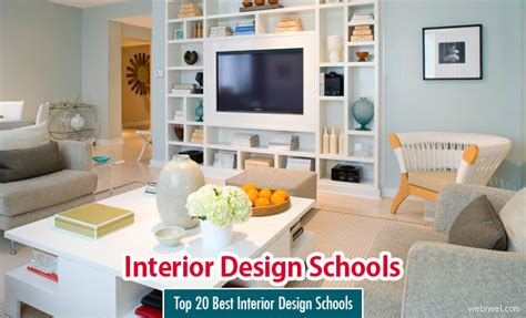 best design schools top 20 best interior design schools in the world in 2018
