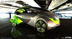 Air Boat Concept Design 2020 Hyundai City Car Rendering Car Body Design