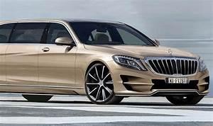 Mercedes Classe S Limousine : 2018 mercedes benz s class pullman limousine w220 car photos catalog 2018 ~ Melissatoandfro.com Idées de Décoration