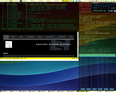 Tiling Window Manager Wayland by Tiling Window Manager Linux Taringa