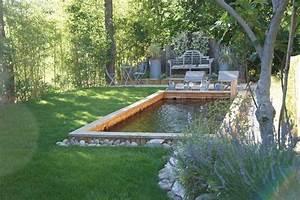 idees deco collection ete automne 2014 les plus beaux With deco jardin avec piscine 8 arrosage de lalbizia