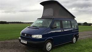 2003 Vw T4 2 5 Tdi Reimo Campervan Motorhome For Sale