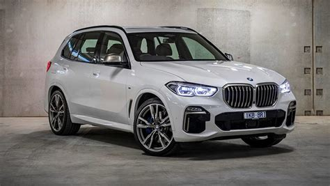 Review Bmw X5 2019 by Bmw X5 M50d 2019 Review Snapshot Carsguide