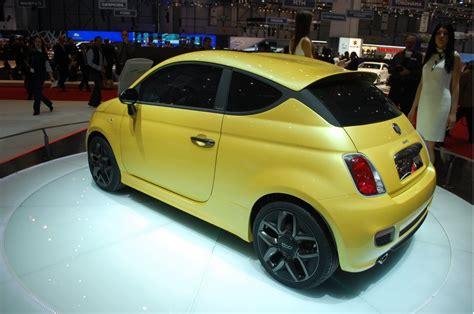 Fiat 500 Zagato by Funky Fiat 500 Coupe Zagato Concept Headed For Production