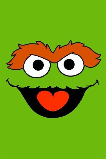 Sesame Street Oscar Grouch Characters Birthday Elmo