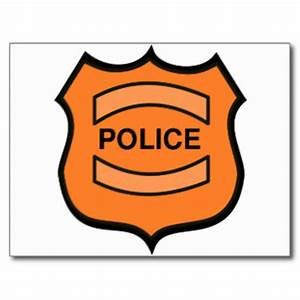 detective badge template clipartsco With police patch design template