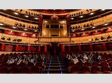 realidad virtual El Teatro Real ofrece una visita de 360º