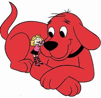 Clifford Dog Emily Clip Fan Druda Bear