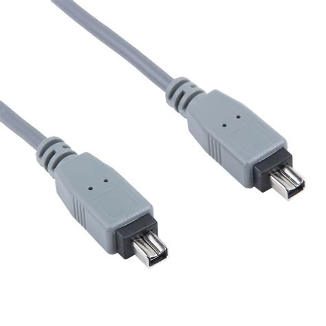 Firewire Ilink Pin Video Cable Cord Lead For Sony