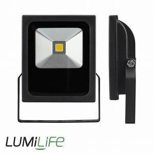 Brightest Exterior Led Flood Lights 10 Watt Slimline Led Flood Light 30 Watt Halogen
