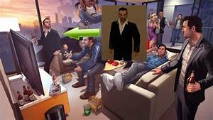 Grand Theft Auto V Main Character Leaked by Patrick Brown ...