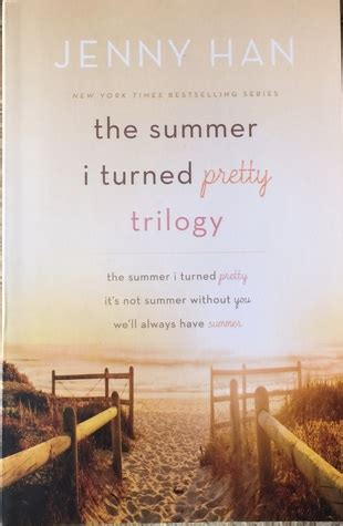 summer  turned pretty trilogy summer    jenny han