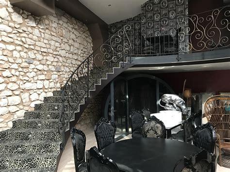 ladaire fer forge interieur re en fer forg 233 d escalier int 233 rieur dans l h 233 rault 224 mauguio