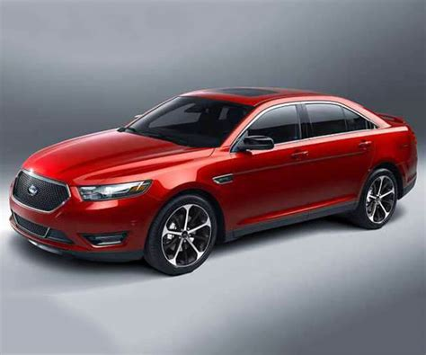2018 Ford Taurus Release Date, Redesign, Changes