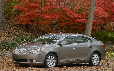 How Much Is A Buick Lacrosse 2012 by Driven 2012 Buick Lacrosse Eassist Automobile Magazine