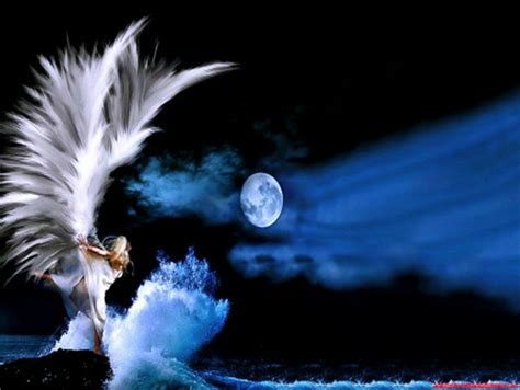 ocean fairy fantasy abstract background wallpapers