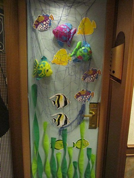 images  cruise ship door decorating