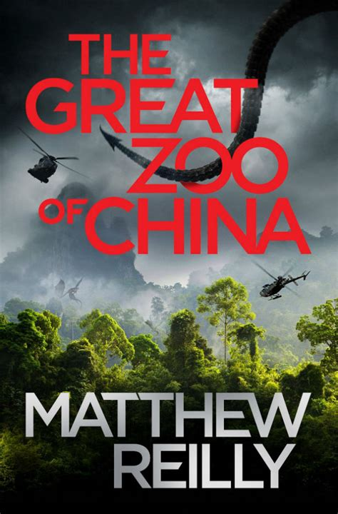 matthew zoo china reilly books author scifinow fiction science chinese magazine fantasy